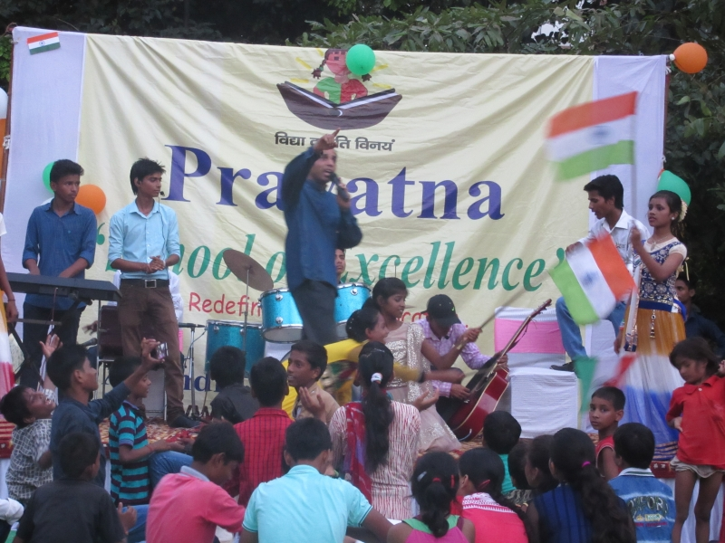 What is Patriotism!! Independence Day Celebrations